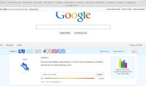 google a day